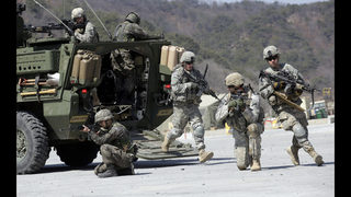 US-South Korean military exercises to begin April 1
