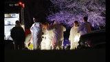 The Latest: Evacuation lifted near bombing suspect