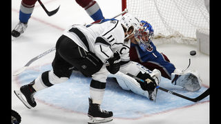 Kopitar scores 4 times, Kings cruise to 7-1 win over Avs