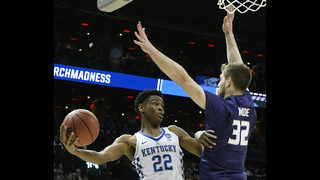 Gritty K-State delivers another upset, 61-58 over Kentucky