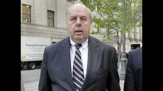 John Dowd, lead Trump lawyer in Russia probe, leaves team