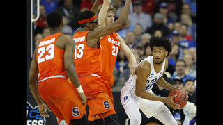 Duke turns back Orange 69-65, sets up matchup with Kansas