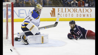Blues stop Blue Jackets