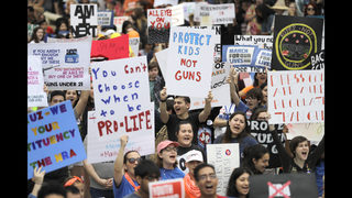 Heartbroken by gun violence: Rallies across US demand change