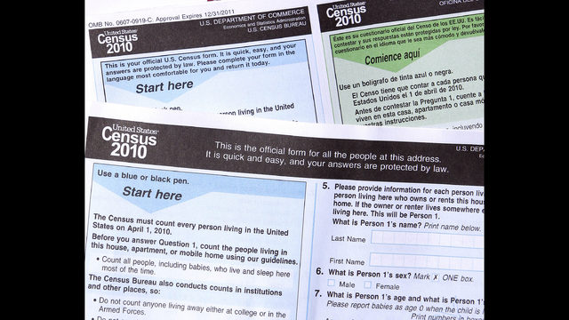 Dems fear immigrants will skip census with citizenship query