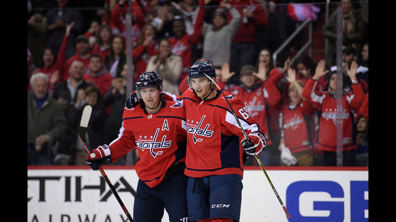 Capitals confident about playoffs with lower expectations  5b333b2e6011