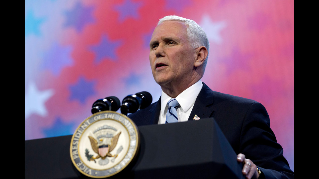 Pence to press hard line on Venezuela, promote US trade | FOX13.