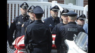 Killing of police officer renews calls for death penalty
