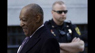 Cosby defense loses 5th bid for mistrial