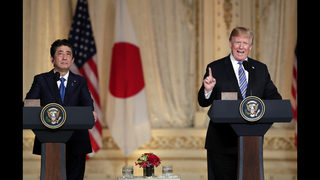 Trump leaves open possibility of bailing on meeting with Kim