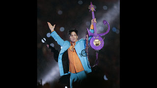 The Latest: Prince