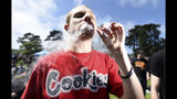 High holiday: Pot fans join 420 smoke-out in San Francisco