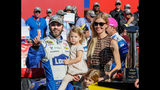 Jimmie Johnson maps out bucket list for potential sponsors