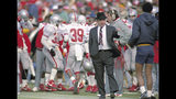 Earle Bruce, Ohio State coach who followed Hayes, dies at 87