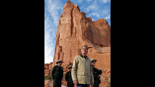 Romney faces tough GOP crowd in Utah bid for US Senate seat