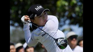 Jutanugarn, Ko share 2-shot lead in LPGA Tour