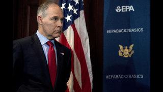 Lobbyist tied to condo met with EPA chief, despite denials