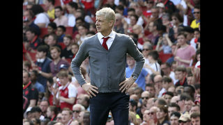 Arsenal beats West Ham 4-1 at start of Wenger