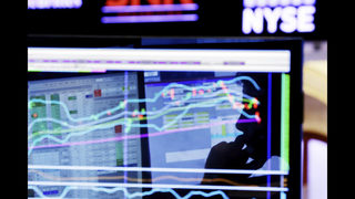 US stocks dip and bond yields set four-year highs