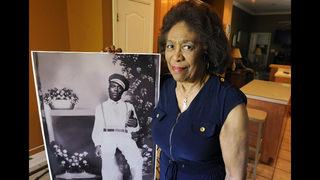 New lynching memorial evokes terror of victims