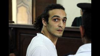 Jailed Egyptian photojournalist wins UN press freedom prize