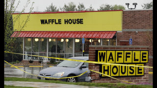 The Latest: Police: Waffle House suspect arrested