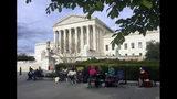 Trump travel ban is focus of Supreme Court