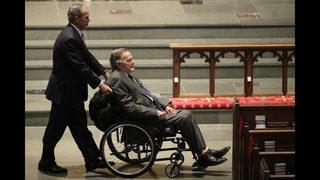 Former President George HW Bush thanks Houston in tweet