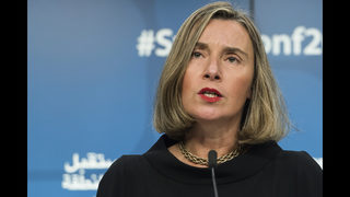 EU foreign policy chief says Iran nuclear deal should stay