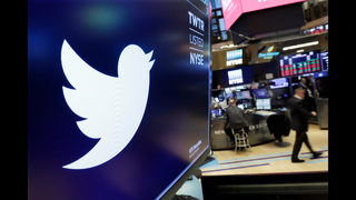 Twitter is profitable again in 1st quarter, grows overseas