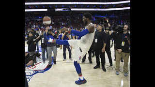 Embiid, Simmons led 76ers from Process to postseason success