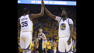 Warriors advance looking to build off strong first round