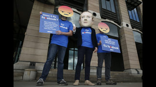 UK lawmakers call on Zuckerberg to appear before them