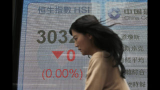 Asian stocks follow Wall Street higher after strong results