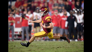 Jets draft USC quarterback Sam Darnold with No. 3 pick