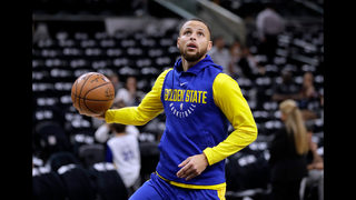 Stephen Curry back in full practice mode for Warriors