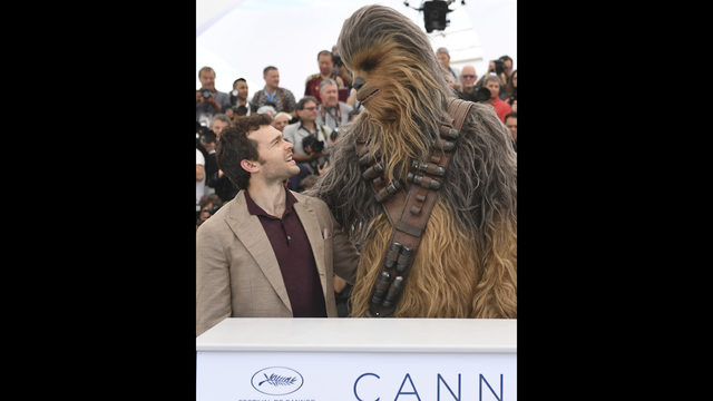 53b6a7339a3f0 Solo  A Star Wars Story  touches down in Cannes