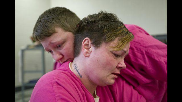 Revolving Door Of Despair Drugs Land More Women Behind Bars Fox13