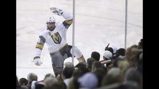 Expansion Vegas Golden Knights, former Penguin goalie Fleury, advance to Stanley Cup Final