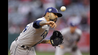 Rays plan to have reliever Romo start 2nd straight day