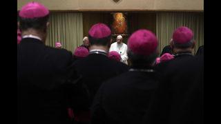 Correction: Vatican-Priest Shortage story