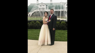 After his son died in crash, dad takes girlfriend to prom