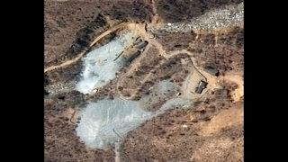 Foreign media arrive for North Korea nuke site closing