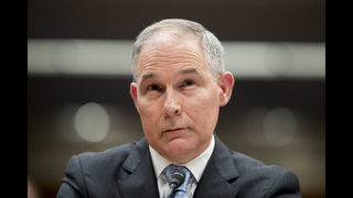 Pruitt: Dealing with water contaminant a