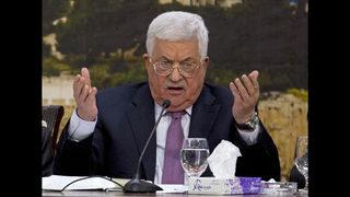 Palestinian leader