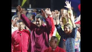Venezuelan President Maduro expels top US diplomat, deputy