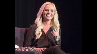 Minneapolis diners throw water at conservative Tomi Lahren