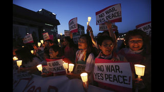 North Korea slams Pence remark, renews threat to quit summit