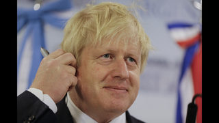 UK slams Russian pranksters over Boris Johnson call