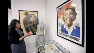 From snipers to moms: World War II exhibit focuses on women